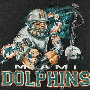 NFL Miami Dolphins size medium t-shirt